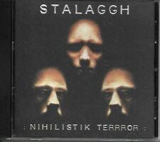 STALAGGH-NIHILISTIK TERRROR-CD-industrial-noise-experimental-black-darkspace
