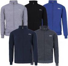 ✔ LEE COOPER Herren Sweatshirt Jacke Sweatjacke Gr. S-XXL Pullover Jumper Fleece