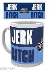 Tasse Supernatural officielle Jerk Bitch Supernatural official mug