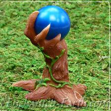 New Vivid Arts Miniature World Plus Size -Fairy Gazing Ball - Model Village -8cm
