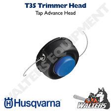 Genuine Husqvarna T35 Trimmer Head Assembly 10mm (NEW 2018 Stock)