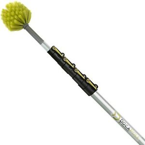 DocaPole 6-24 Foot (2m - 7m) Extension Pole with Cobweb Duster