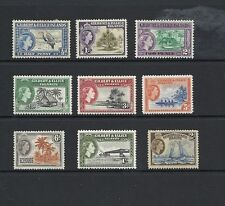 Gilbert & Ellice Mint Hinged Single Stamps (pre-1971)