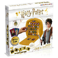 Top Trumps Harry Potter Match. Can you get 5 Wizards, witches or creatures?