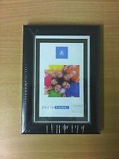 Anker Black Flat Photo Frame 10x15cm Picture Photograph Home