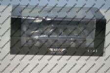 Neo 44960 Ford ESCORT MKIV Estate in Dark Grey 1 43