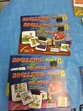 Starter Stile Learning Books Spelling Calculations Numbers phonics.. Educational