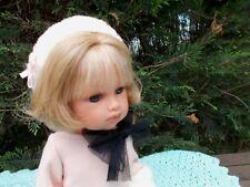 poupée réaliste daniela 37cm  de miguel llorens neuf  53705