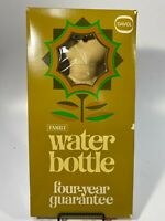 Vintage Davol Family Water Bottle No.  30