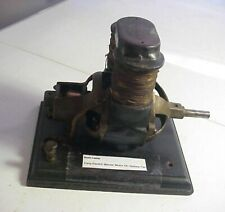 Antique Bipolar Direct Current Battery Fan Motor