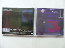 CD Album CHIP TAYLOR Black and blue america TRAINWRECK TW011