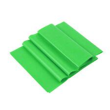 Banda elastica verde resistenza forte 15cm 1.5M fitness M9U4 T8Y1