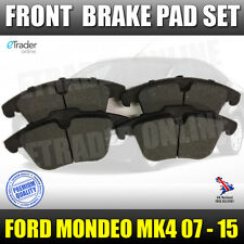 Ford Mondeo MK4 2007- 2015 Front Brake Pads Pad Set Mark 4 MK IV Quality
