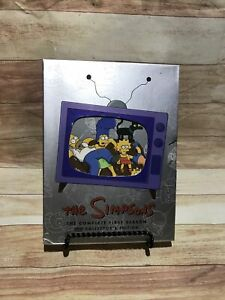The Simpsons: Complete First Season 1 DVD 2001, 3 Disc Set Collectors Edition M6