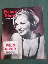 PICTURE SHOW - UK MOVIE MAGAZINE - 30 JULY 1960 - SARAH BRANCH - NANCY KWAN