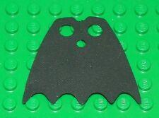 LEGO - Minifig, Cape Cloth, Scalloped 5 Points (Batman) - Black