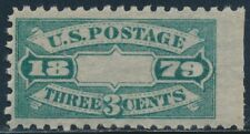 #184-E8d Essay Single Coupon On Bond (Undated) Perf 12 Blue Green Br2067