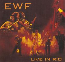 Earth, Wind & Fire – Live In Rio - CD