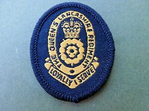 Queens Lancashire Regiment