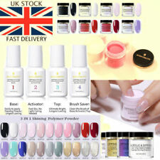 UK BORN PRETTY dipping powder starter kit and dip colours