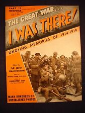 The Great War (WW1 First) - I was there # 15