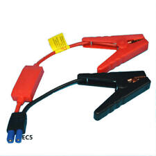 Jumper Cable EC5 Connector Alligator Clamp Booster Battery for Car Starter wer