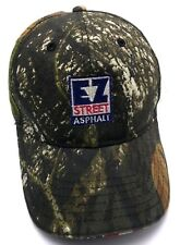 EZ STREET ASPHALT camouflage adjustable cap / hat by MOSSY OAK