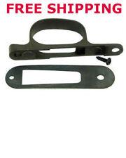 For Savage 93-R 17HMR/.22Mag Trigger Guard & Floor Plate - Matte Black 9016