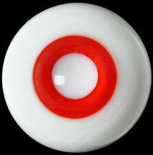 NIce 20MM Red Iris&White Pupil Glass BJD Eyes for Reborn/Newborn Doll