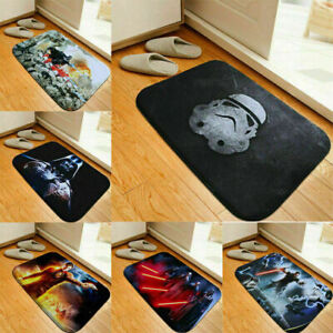 Star Wars Movie Series Floor Carpet Bedroom Living Room Kitchen Water Absorbent