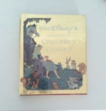 Vintage Walt Disney's Treasury of Children's Classics (1978, Hardcover)