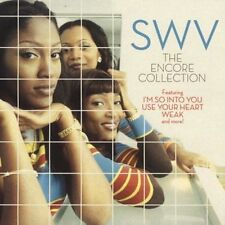 SWV - The Encore Collection  - New Factory Sealed CD