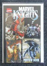 Marvel Knights Preview Book - Marvel Comics - Panini Verlag - Zustand 1