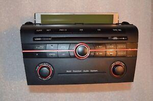 Z-1 MAZDA CD-RADIO CAR RADIO 14789910