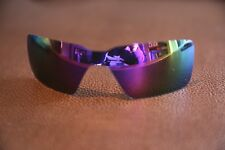 PolarLenz Polarized Purple Replacement Lens for-Oakley Probation sunglasses