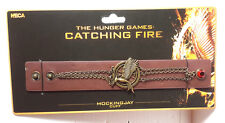 Hunger Games Catching Fire Mockingjay Cuff- Carded- FREE S&H (HGJW-51)