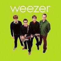 WEEZER-WEEZER:WEEZER-GREEN ALBUM NEW VINYL