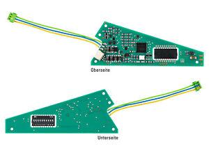 Märklin 74462 Einbau-Digital-Decoder C-Gleis Weiche mfx Motorola DCC Neu in OVP