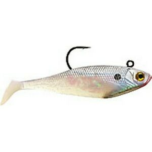 Storm WSS02PRL Wildeye Pearl 1/8 oz Swimbait Fishing Freshwater Lure