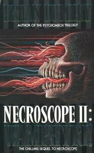 Necroscope II: Wamphyri! by Brian Lumley (Paperback) FREE Shipping, Save £s