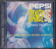 PEPSI DANCE 96 CD BEAT THIS TASTE! ALCATRAZ PRODIGY   COOLIO DJ PAUL ELSTAK