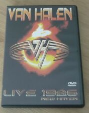 DVD-Video NTSC Van Halen – Live 1986 (New Haven) Unofficial Release 0291