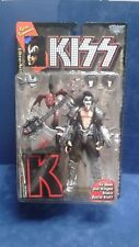 1997 KISS Ultra Action Figure with Letter Base Gene Simmons by McFarlane Toys