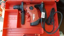 Hilti Te 6-S Sds Corded Rotary Hammer Drill with Case 120V 650W