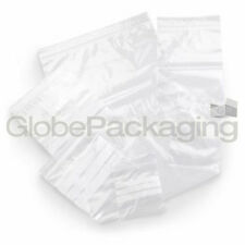 """100 x Resealable SANDWICH FOOD Poly Bags 7.5""""x7.5"""""""