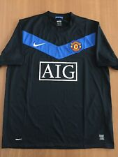 Manchester United Third football shirt 2010 - 2011. Size: L Nike jersey camiseta