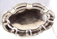 """Wilton Armetale CHIPPENDALE Platter 17 1/4"""" x 12 3/4"""""""