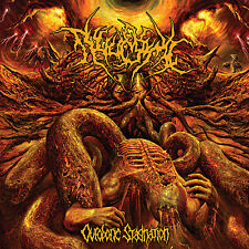 "NEUROGENIC ""Ouroboric Stagnation"" death metal CD"