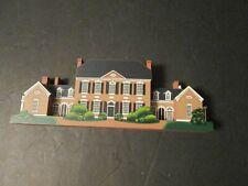 1998 Shelia'S Houses Woodlawn Plantation Mount Vernon Virginia. Rp Lot # 11003