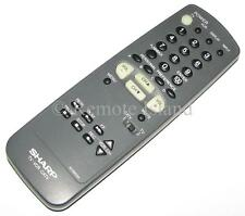 Sharp G1395SA TV Remote Control 20NS100 25KM180 25LM180 27KS180 CK27S18 CN27S18